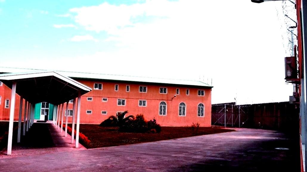 entrada centro penitenciario villabona