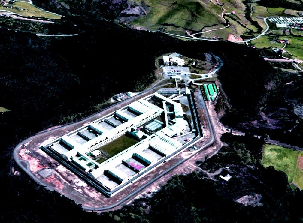 oposiciones instituciones penitenciarias oviedo